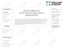 Wallraf & Mohn, Partnerschaft Beratender Ingenieure